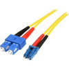 StarTech com 1M SM FIBER PATCH CABLE LC-SC IN