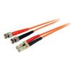 StarTech com 2M FIBER PATCH CABLE LC - ST