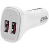 StarTech com 2X USB CAR CHARGER 24W / 4.8A USB 2.0 ADAPTERS