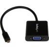 StarTech com MICRO HDMI TO VGA ADAPTER IN
