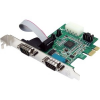 StarTech com PCIE SERIAL ADAPTER CARD IN