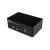 StarTech com Startech.com KVM Switch 2PC USB Dual DisplayPort (SV231DPDDUA)