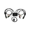 StarTech com Startech.com KVM Switch 2PC USB (SV211HDUA)