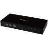 Startech mini DisplayPort 4K 2 portos USB2.0 KVM switch