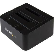 Startech USB 3.1 Gen 2 Dual-Bay Dock asztali számítógép kellék