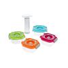 Status bébiétel vákuumtároló doboz szett (4 db 0,15L doboz + kézi pumpa)