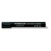 Steadtler Staedtler Alkoholos marker, 2 mm, kúpos, fekete