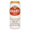 Steffl világos sör 4,2% 0,5 l doboz