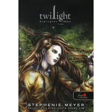 Stephenie Meyer TWILIGHT KÉPREGÉNY 2. - ALKONYAT - KÖTÖTT - szórakozás