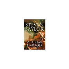Steven Saylor Steven Saylor: A fúriák haragja ajándékkönyv