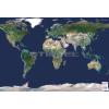 Stiefel A Föld a világűrből