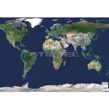 Stiefel A Föld a világűrből térkép