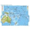 Stiefel Ausztrália és Óceánia domborzata és bányászata