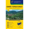 Stiefel Eurocart Kft. Aggtelek-Gömör-Tornai turistatérkép