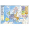 Stiefel Eurocart Kft. Az Európai Unió (német nyelvű) térképe, tűzhető, keretes