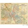 Stiefel Eurocart Kft. Budapest székesfőváros térképe (1934)