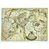 Stiefel Eurocart Kft. Carte de la Hongrie (1664)