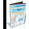 Stiefel Eurocart Kft. Digitális Térkép - Földrészek  - Föld 2. - Föld tematikus térképek (15 térkép)