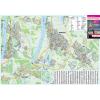 Stiefel Eurocart Kft. Dunakeszi, Göd, Fót, Mogyoród térkép,fémléces