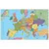 Stiefel Eurocart Kft. Európa autótérkép (fóliázott-lécezett)