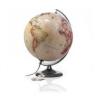 Stiefel Eurocart Kft. Földgömb 30 cm antik műanyag talp és meridián