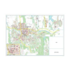 Stiefel Eurocart Kft. Kaposvár város térképe, tűzhető, keretes
