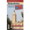 Stiefel Eurocart Kft. Kiskunhalas hivatalos várostérképe hajtogatott