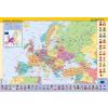 Stiefel Eurocart Kft. Stiefel Európa országai / Európa gyerektérkép könyöklő