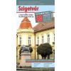 Stiefel Eurocart Kft. Szigetvár térkép, 1 : 7500