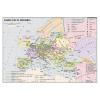Stiefel Európa a XIV-XV. Században, fóliázott, lécezett
