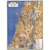 Stiefel Képes térkép az Újszövetséghez fémléces