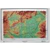 Stiefel Magyarország dombortérképe