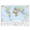 Stiefel The World (angol világtérkép)