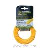 STR damil Pro 2.0mm 15fm szögletes sárga HEX