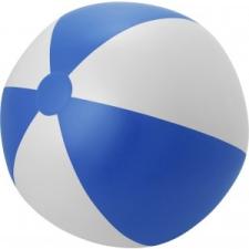 Strandlabda, kék/fehér ajándéktárgy