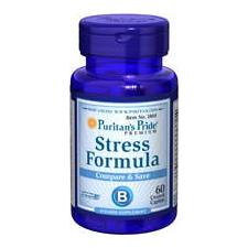 Stressz formula tabletta táplálékkiegészítő