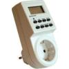 Strohm Dugaszolható elektronikus kapcsolóóra, heti, 230 V, 16 A Strohm