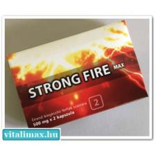 STRONG FIRE MAX - 2 kapszula potencianövelő