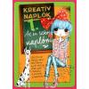 Studium Plusz Könyvkiadó Kreatív naplók 1. - Az én titkos naplóm