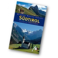Südtirol Reisebücher - MM 3488 idegen nyelvű könyv
