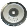 Súlytárcsa súlyzóhoz 10 kg - 25 mm