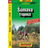 SUMAVA TROJMEZÍ - SHOCart kerékpártérkép 156