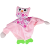 SUN BABY Sun Baby szundikendő - rózsaszín bagoly