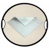 Sunbounce derítőlap pro, zig-zag (ezüst+fehér, fehér) (SB000-211)