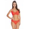 SUNDANCE merevítős szivacsos bikini felső - narancs - áprilistól