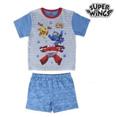 Super Wings Fiú Nyári Pizsama