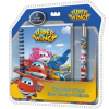 Super Wings Napló + toll Super Wings