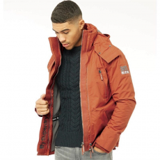 Superdry Férfi Hooded Polar SD-Wind Attacker Kabát