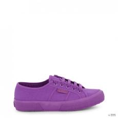 Superga női edzőcipő edző cipő 2750-COTU-klasszikus_S000010-A21_VIOLET-világos