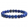 Sütő-ékszer Lápisz lazuli 8 mm-es AB karkötő
